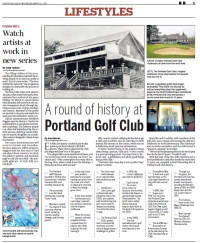 Portland Golf Club - 2014-03-12 Beaverton Leader article on history of the club (full)