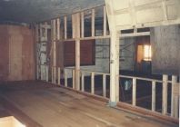 1994 Old Market Pub - carpentry to start Pub from Comellas, 2