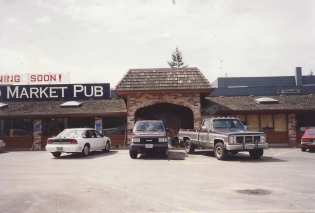 1994 Old Market Pub - Pub opens April 13, 1994, A