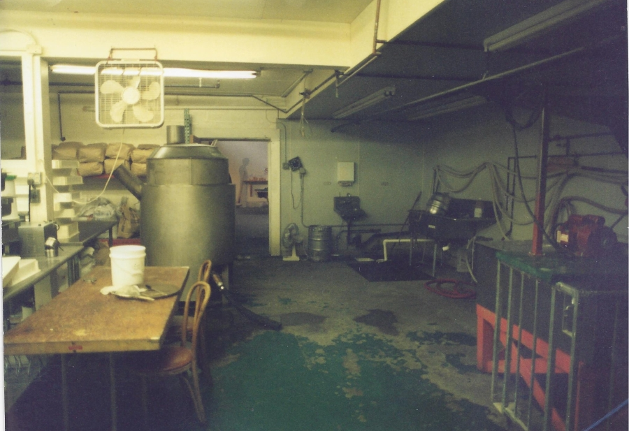 1994 Old Market Pub - Whitney's steam tanks, 2