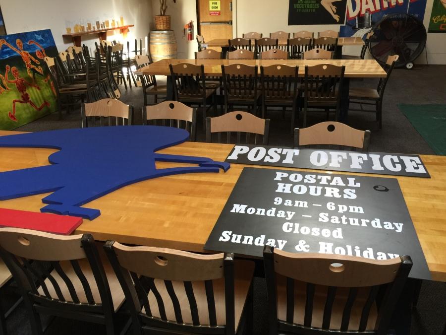 2020 Old Market Pub - postal eagle plus ready to hang