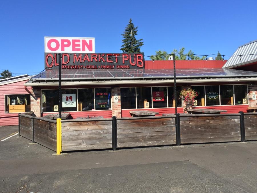 2020 Old Market Pub - south outside