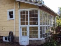 Middlebrooks home on SW Stewart St, 2013 - rear door