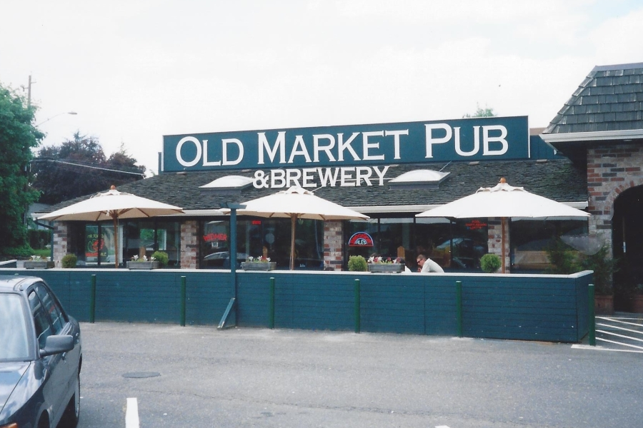 Old Market Pub - Outdoor seating added