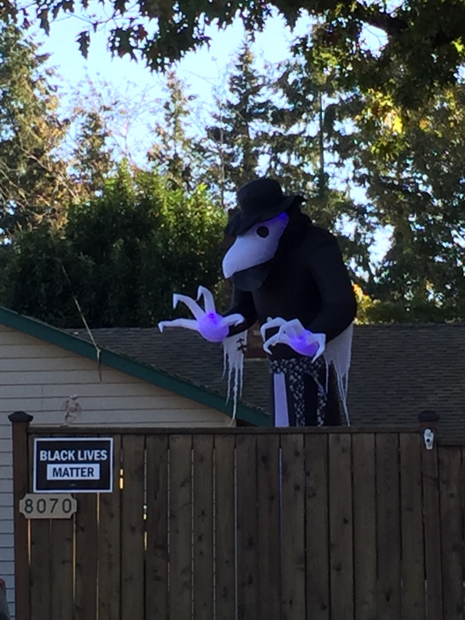 2020 Halloween - Spook - SW Garden Home Rd