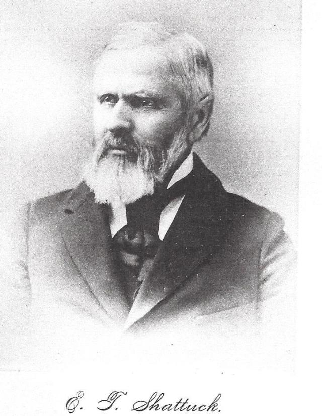 Judge Erasmus Shattuck