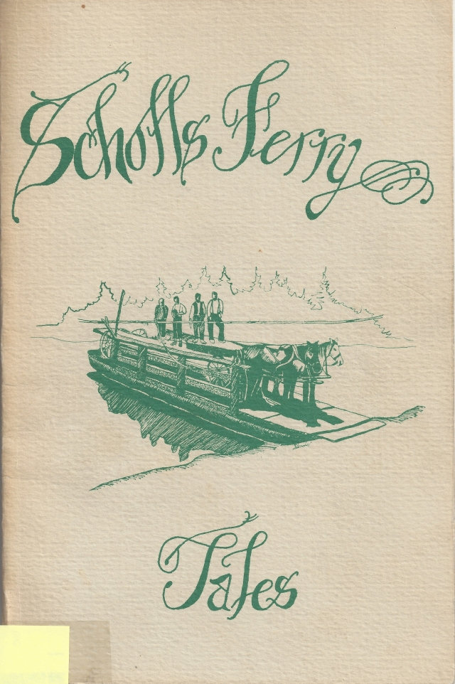 Scholls Ferry Tales book cover